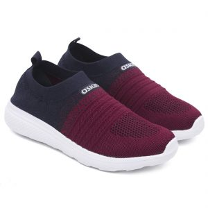 Women's Knitted Socks Sneakers,Ultra-Lightweight, Breathable, Walking, Running Fabric Sports Shoes