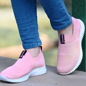 Pink Shoes For Women's