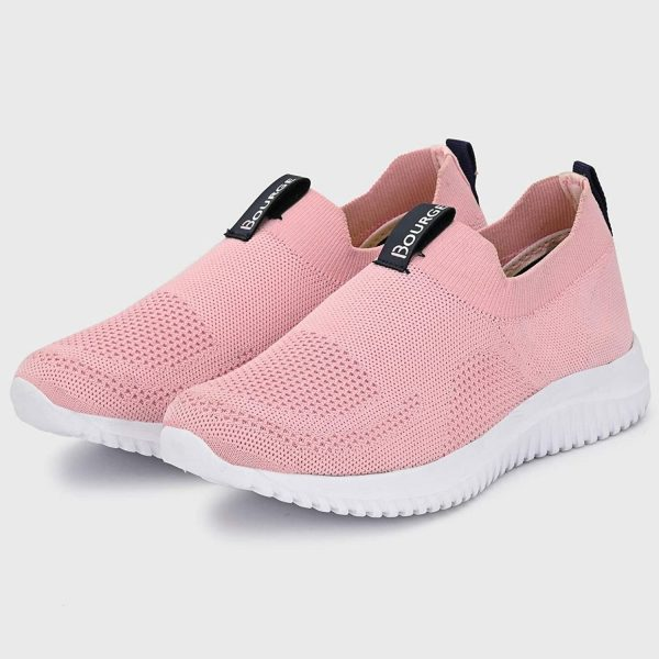 Pink Running Shoes For Women's
