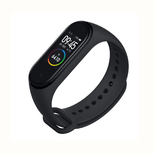 Up-to 20 Days Battery Life, Color AMOLED Full-Touch Screen, Waterproof with Music Control and Unlimited Watch Faces